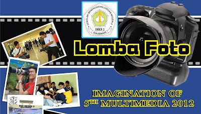 Lomba Foto khusus pelajar di SMKN2 Banjarmasin
