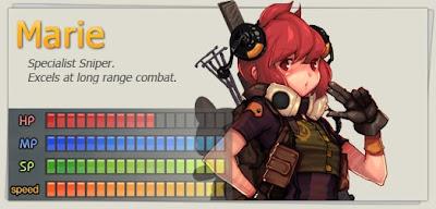 Metal Assault - Marie