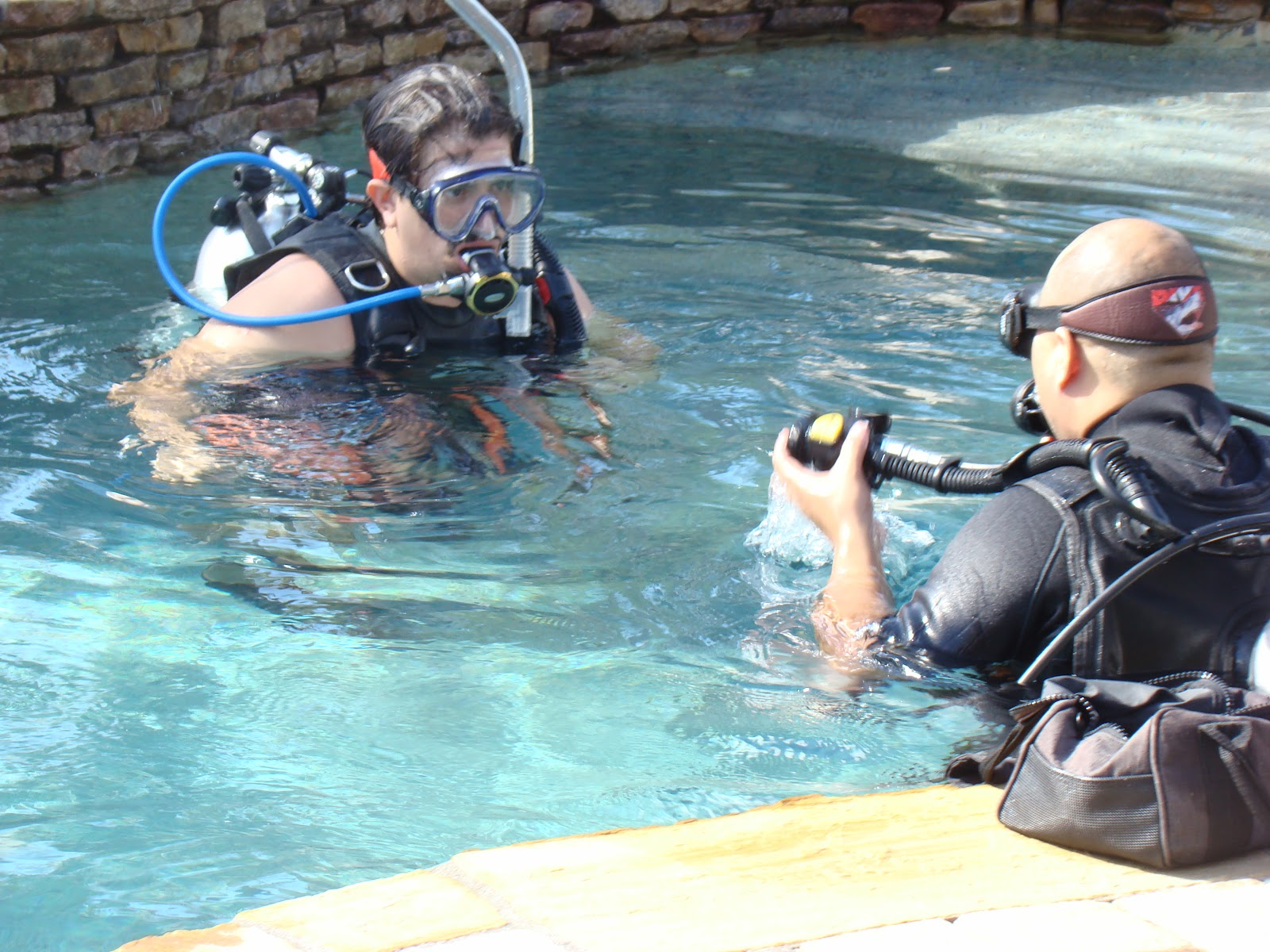 The kountanis family journal scuba certification scuba certification for the last few weeks so far good hopefully all goes well and he gets certified because something is happening in a 1betcityfo Images