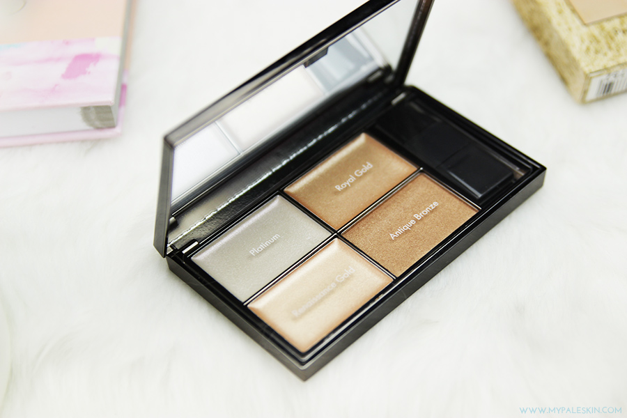 Sleek,haul,i divine palette,highlighting palette,makeup,pale skin,my pale skin, em ford, pale, eyeshadow, highlighter, highlighting paletee