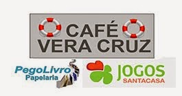 CAFÉ VERA CRUZ - PEGOLIVRO