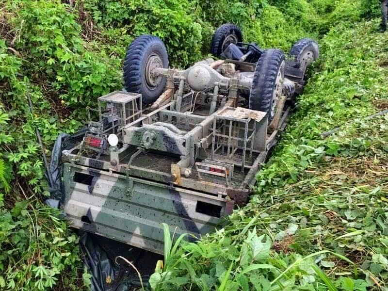 Trak Tentera Terbalik