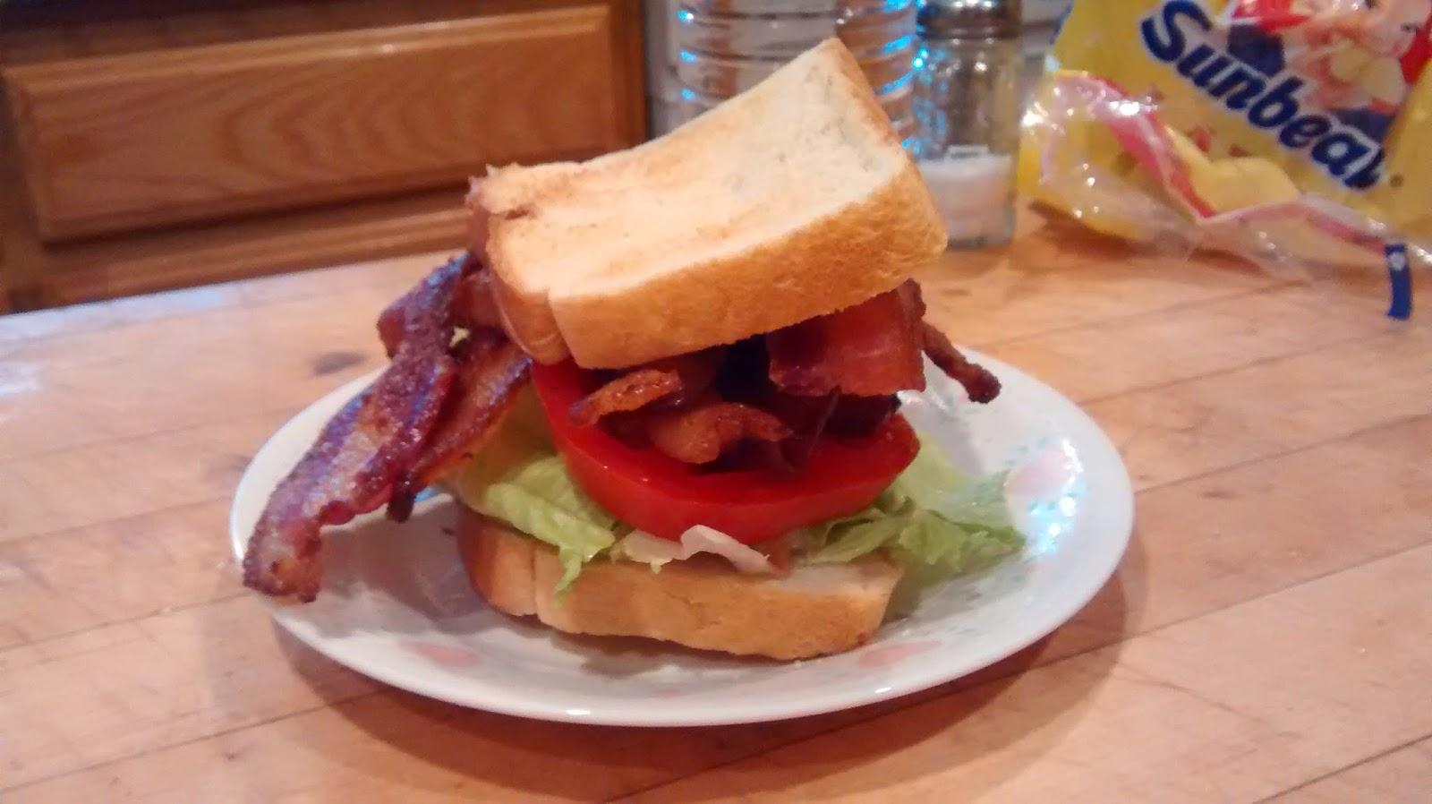 how to make chuck sandwich tv show