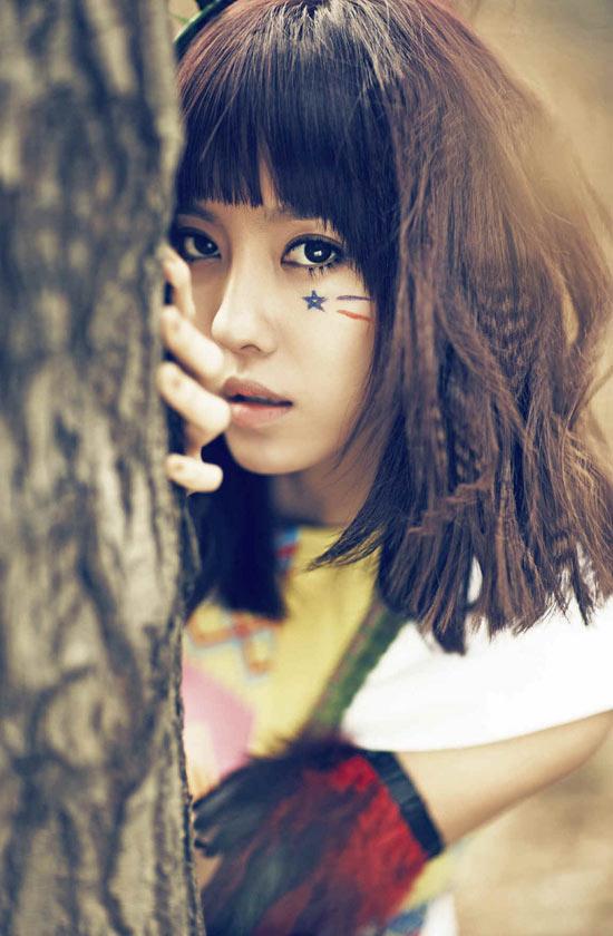 """Pha """"nhầm nhọt"""" siêu đáng yêu của Hyo Min"""