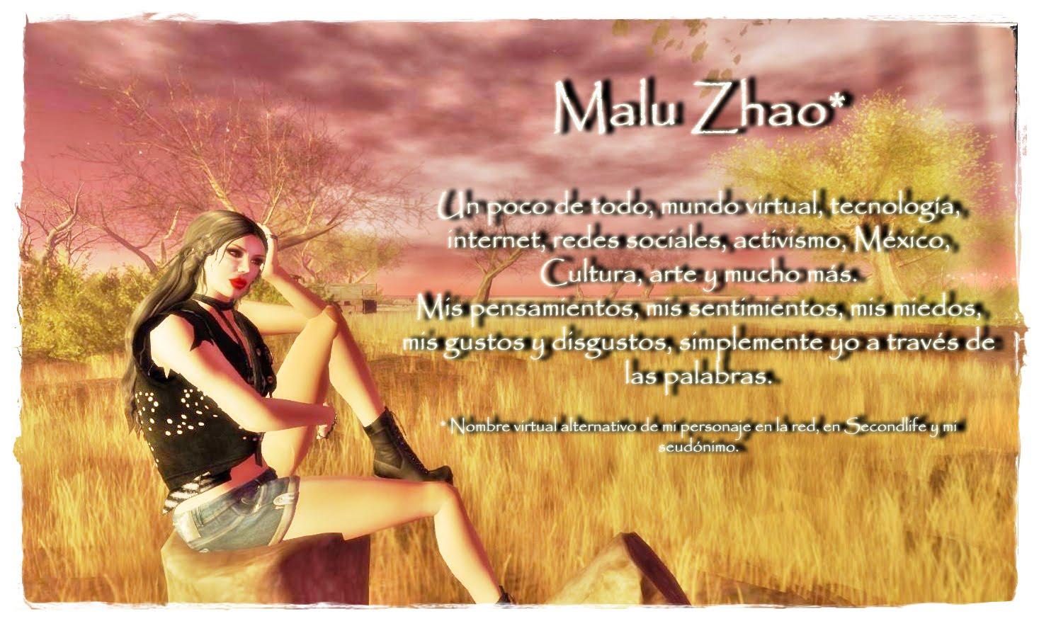 Malu Zhao
