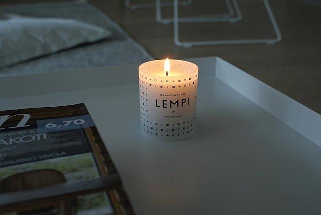 skandinavisk, zicos, zico`s, valkoinen kynttilä, minimalistinen sisustus
