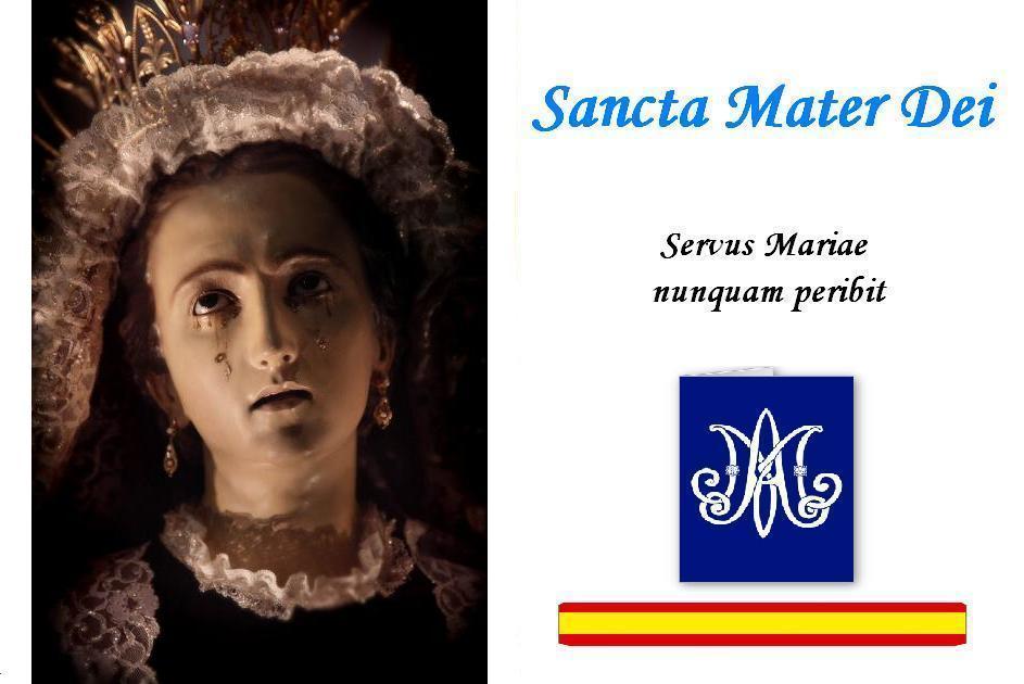 Sancta Mater Dei