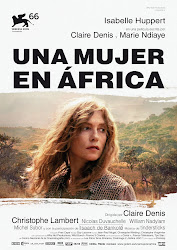 UNA MUJER EN ÁFRICA
