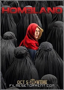 Homeland 4 Temporada Torrent HDTV
