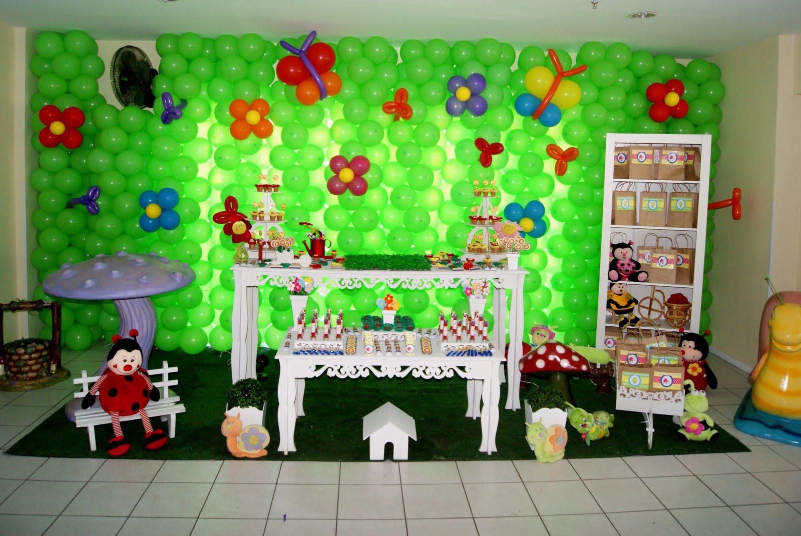 festa jardim dos ursos:Arte de Festejar: Festa do jardim clean