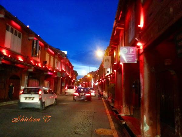 Jonker Street @ Night