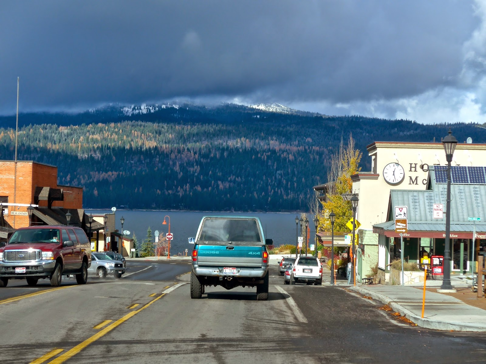 Clubhouse On Wheels Mccall Idaho
