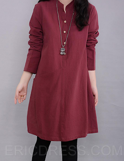 http://www.ericdress.com/product/Ericdress-Plain-Pocket-Long-Sleeve-Casual-Dress-11410923.html