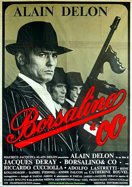 ბორსალინო და კომპანია (ქართულად)  Borsalino and Co.