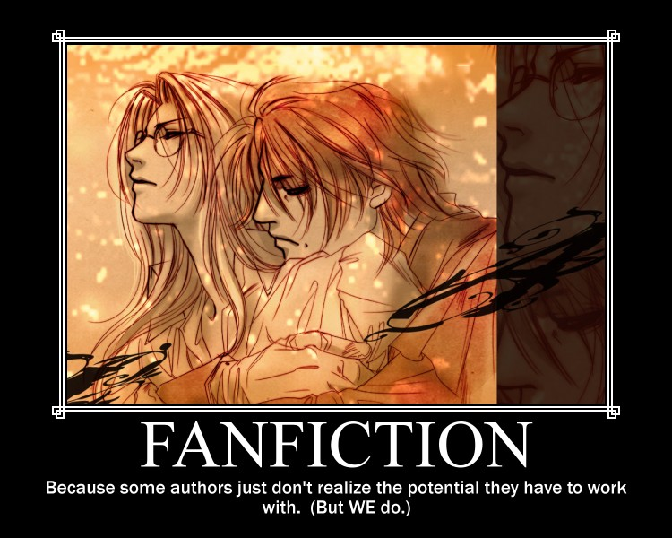Featured fan fiction the complete set