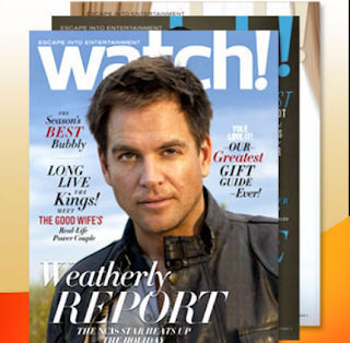 Free CBS Watch Magazine