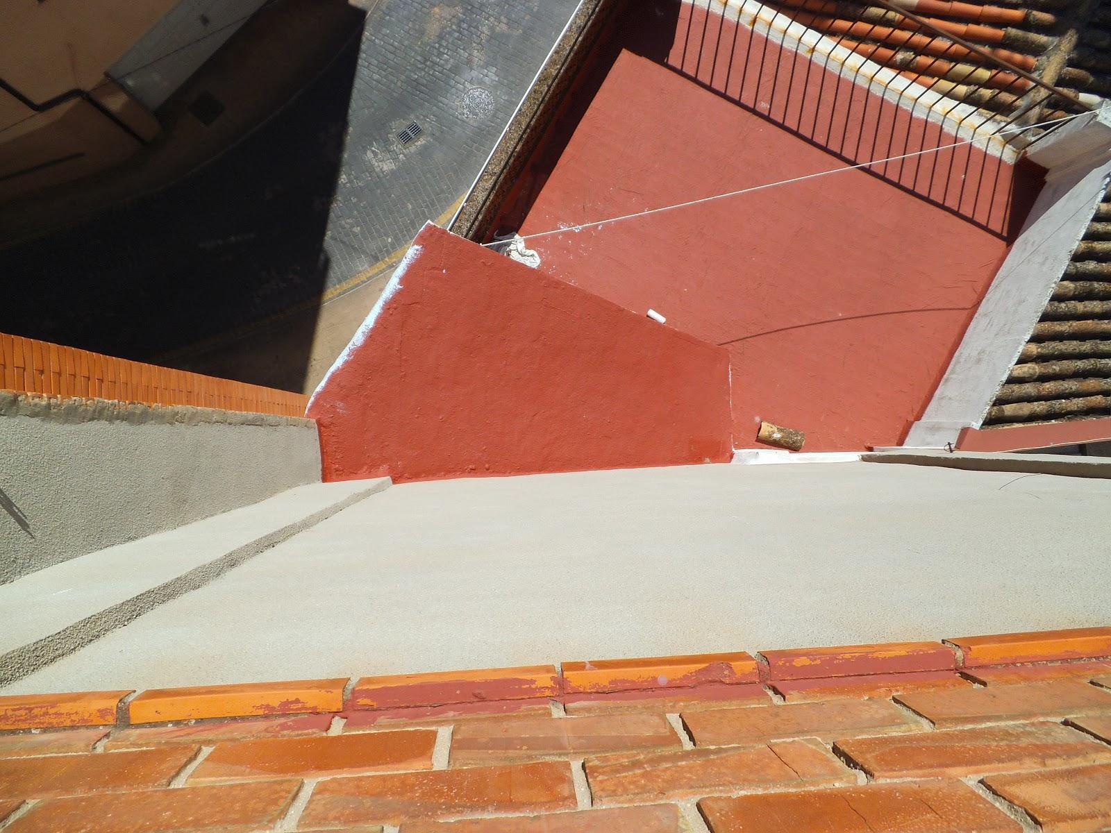 Revestimiento con pintura trabajos verticales en alicante - Trabajos verticales en alicante ...