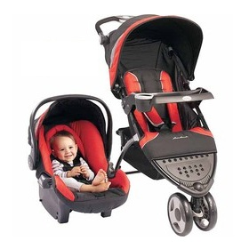 Eddie Bauer Travel System Giveaway