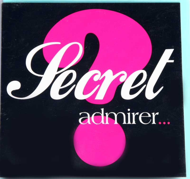 Secret Admirer Images - Frompo