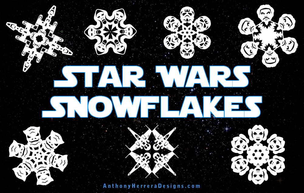 Скачать:Шаблоны снежинок.