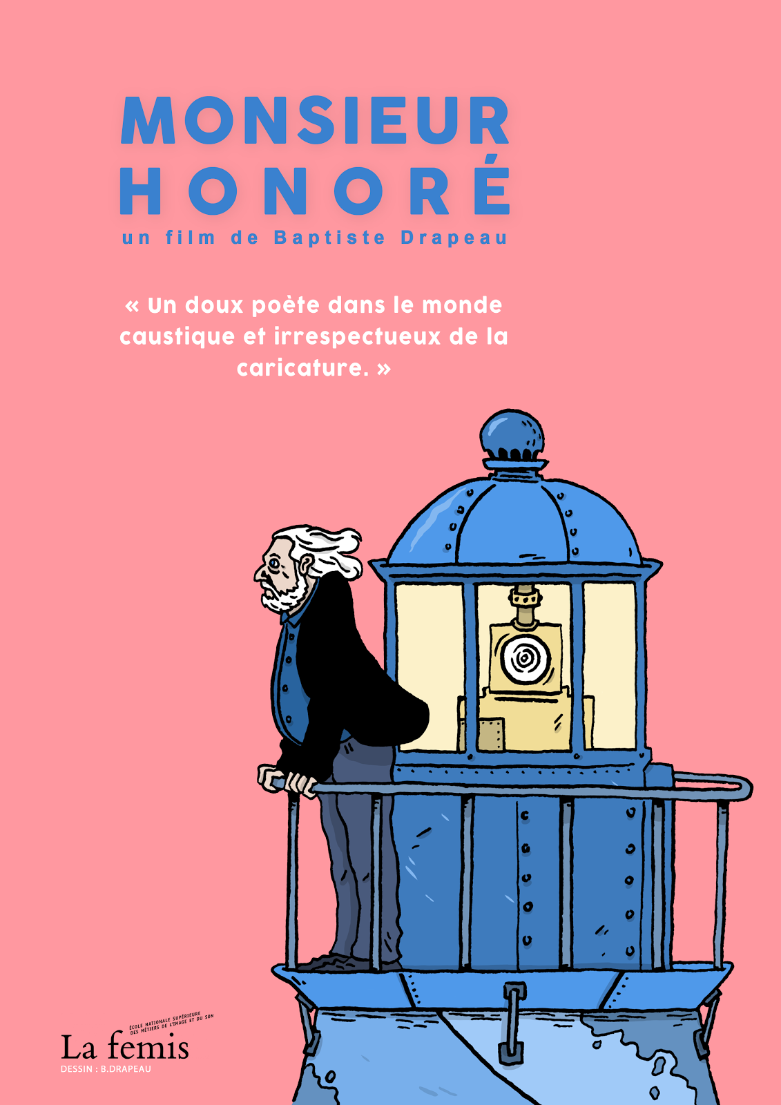 """Monsieur Honoré"" - 46min26"