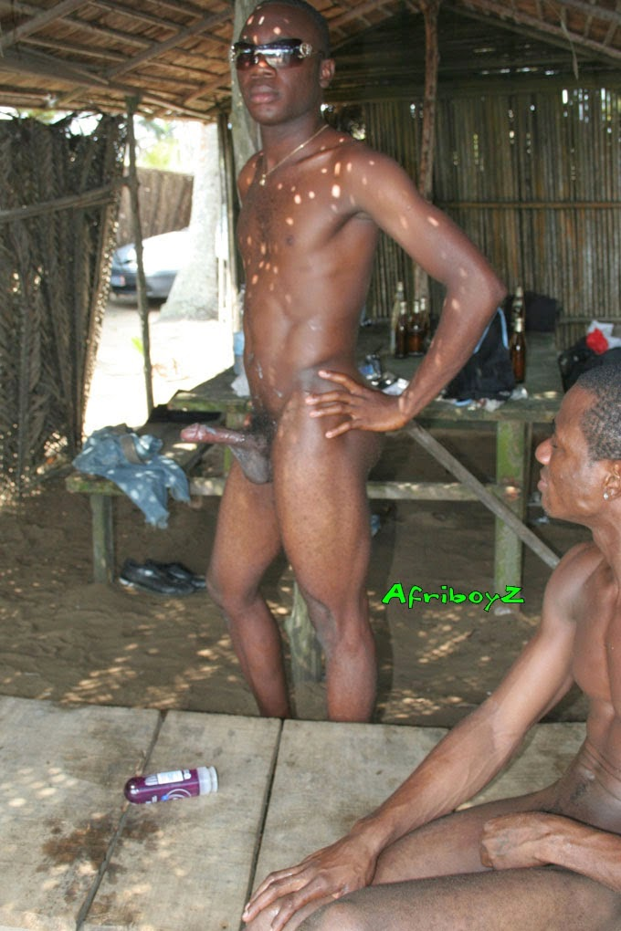 good man africa nude scene provides