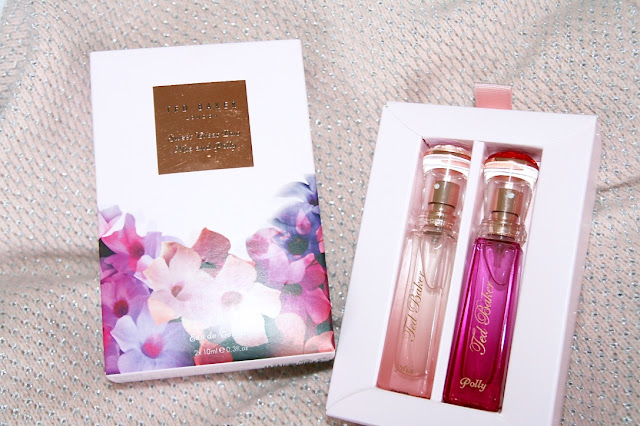 Katherine Penney Chic Blogger Beauty Ted Baker Body Spray Hand Moisturiser Luxury Beautiful Pretty Girlie Pink