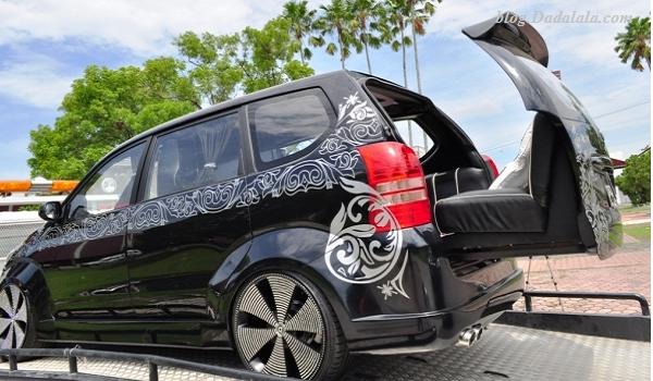 10 Foto Modifikasi Mobil Avanza Terbaru Ini Bikin Ngiler