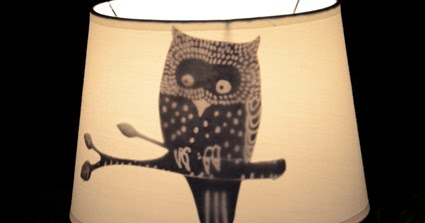 Halloween Download - Spooky Owl Shade