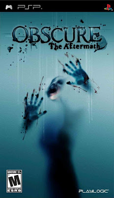 Free Download Obscure The Aftermath Psp Game Cover Photo
