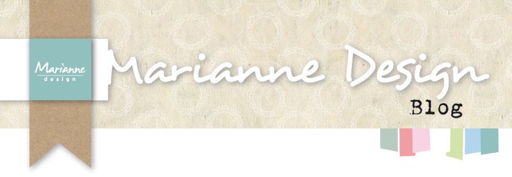 MARIANNE DESIGN INSPIRATION BLOG
