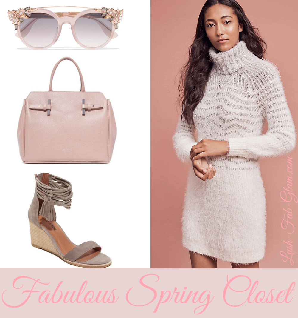 Fabulous Pieces For Your Spring Closet.