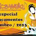 Transmissão Especial - Principais lançamentos Dezembro 2013