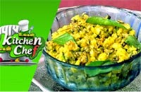 Vazhaipoo Paruppu Usili – Ungal Kitchen Engal Chef