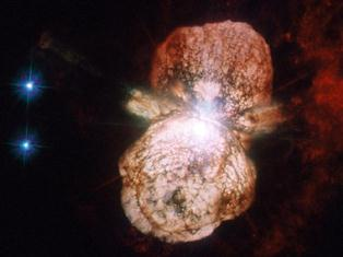 Vista previa de una supernova