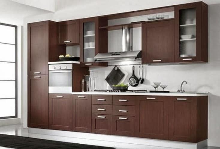 Rm madera melamina contacto 991534595 closets y reposteros for Contacto cocina