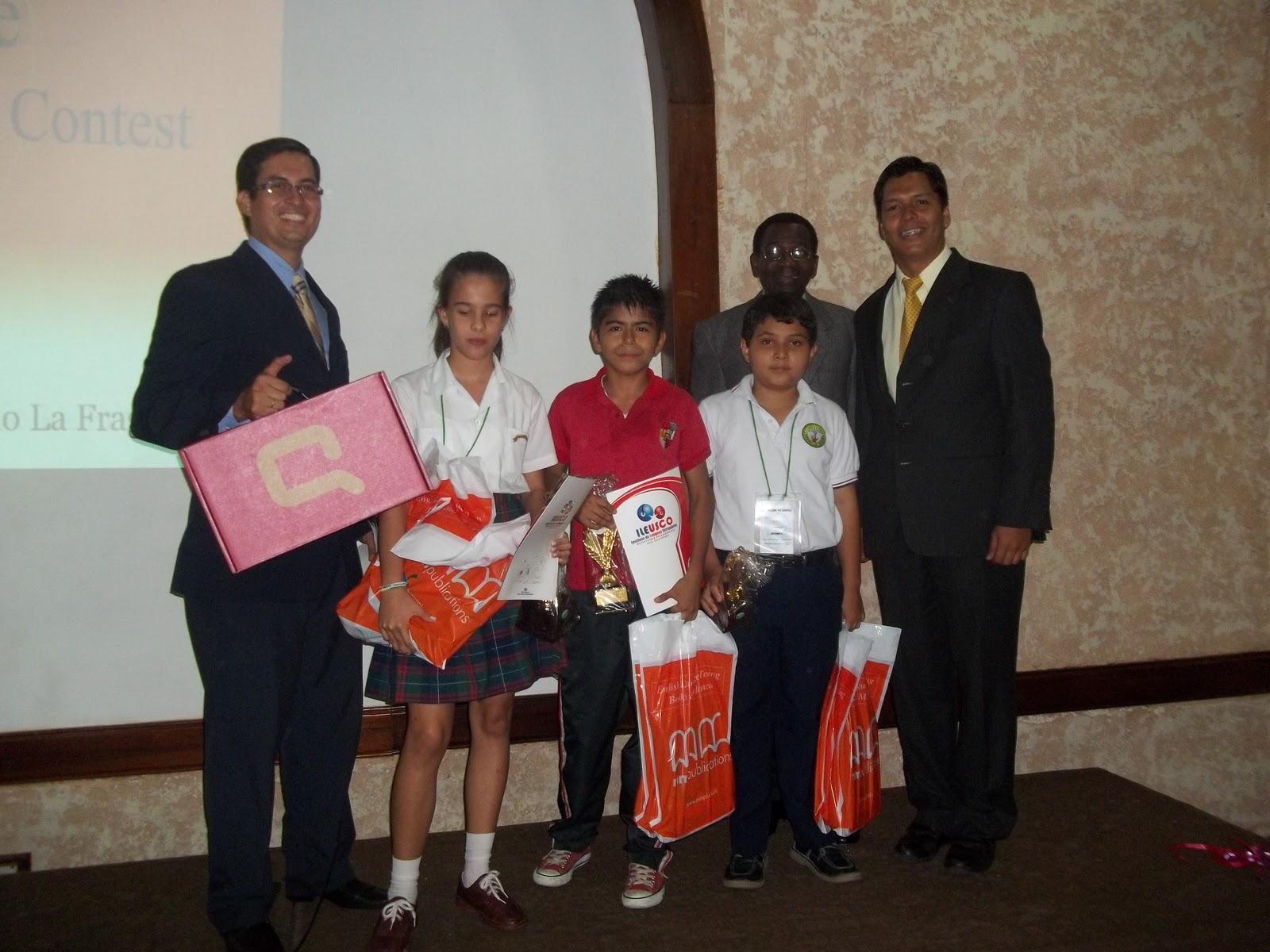 Coordination of bilingualism for Gimnasio winner