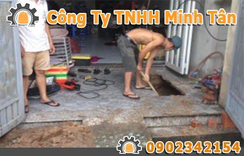 Dịch vụ rút hầm cầu giá rẻ Minh Tân