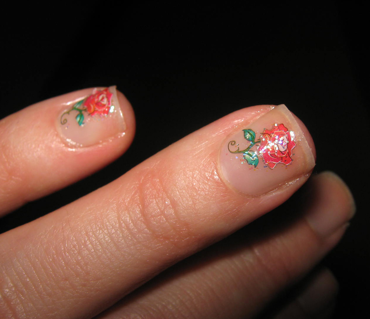 Liesl Loves Pretty Things: Joby Nail Art Stickers Review and ...