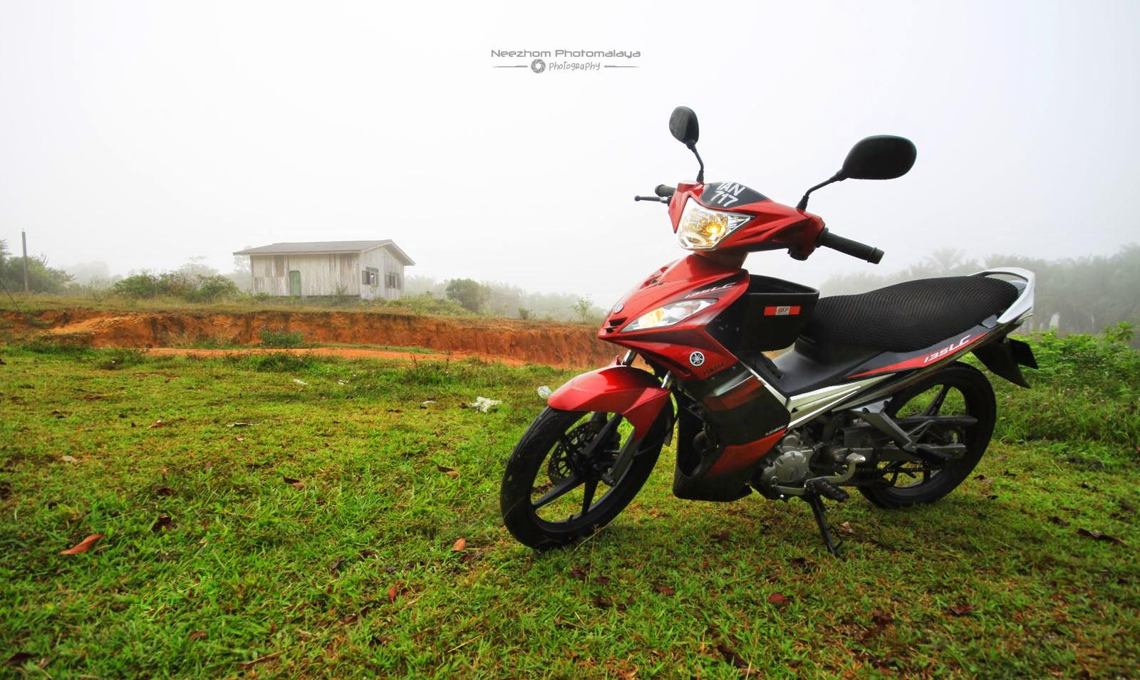 Kabus di Kampung Paya Akob, Kuala Berang dan Yamaha LC 135
