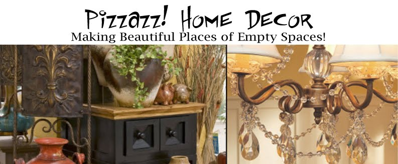 Pizzazz! Home Decor