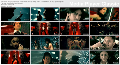 Preet Harpal Vanjarey Ft. Singh Music Video Screen Shoot