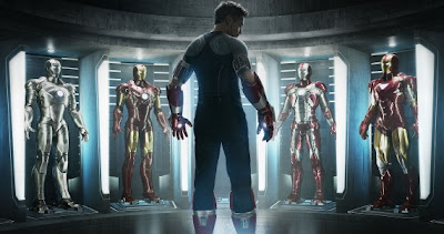 Superhero movies 2013 - Iron Man
