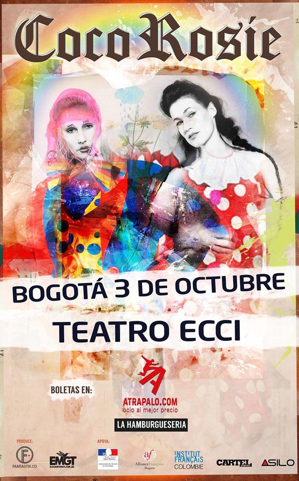 Cocorosie-Bogotá-Octubre