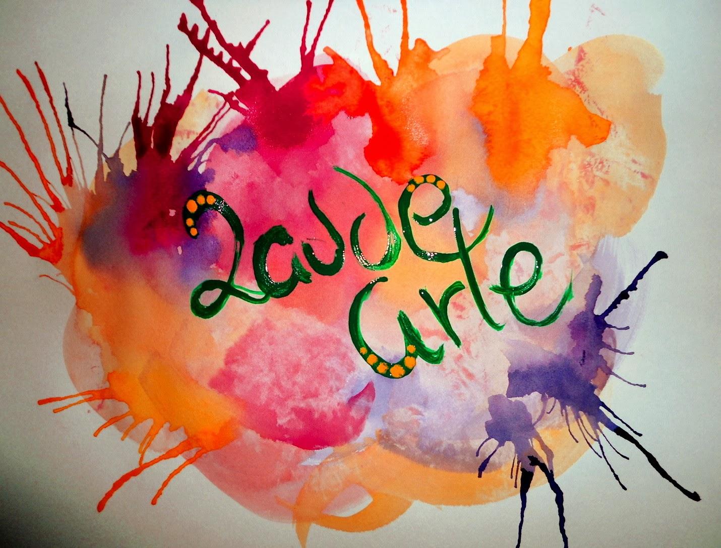 Arte y obras personales hechas a mano