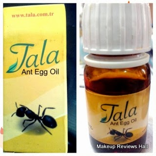 Tala Ant Egg Oil Review