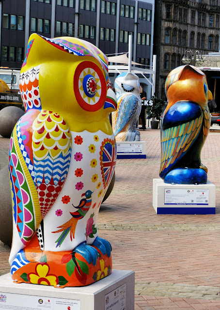The Birmingham Big Hoot, England.