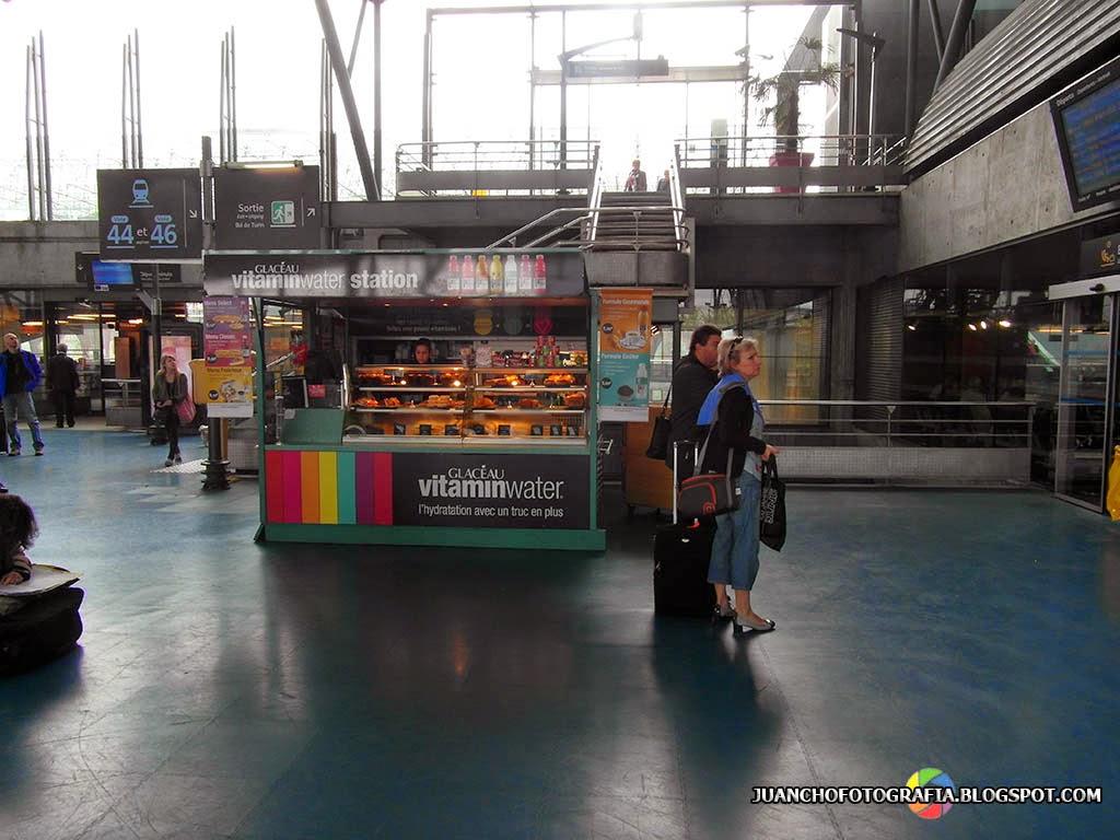 Estación Lille Europe