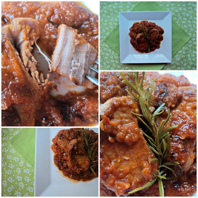 solomillo, romero, tomate, carne, fc, olla rápida, receta, casera