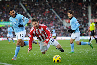 Prediksi Manchester City vs Stoke City